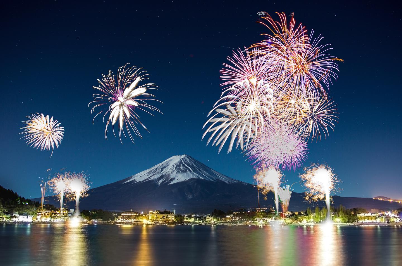 日本 | 最美是夏日的花火(附花火大会观赏指南)