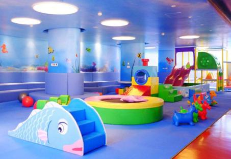 在乡镇开一家儿童乐园需要投资多少钱? 加盟资讯 游乐设备第3张