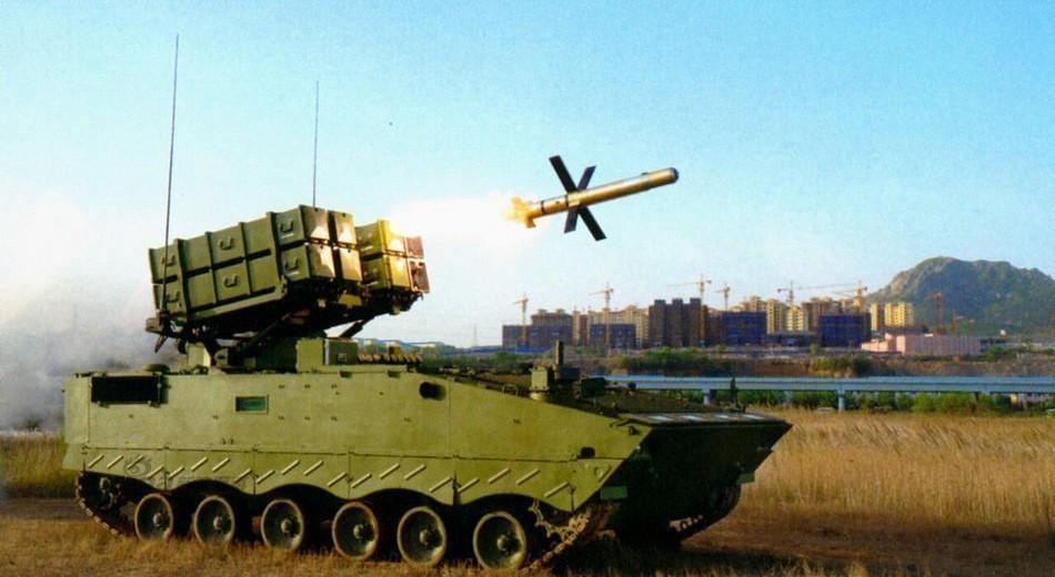 光纤制导的红箭-10有多强?据说可以干掉万米外任意坦克