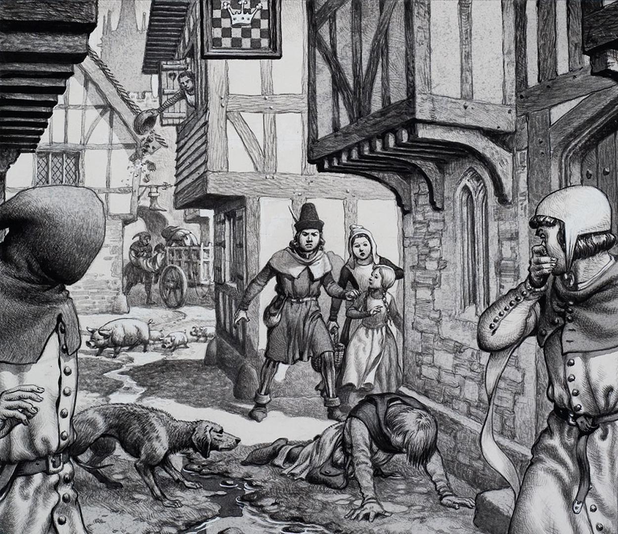 很摞_中世纪的时候平民都在干什么? - 知乎