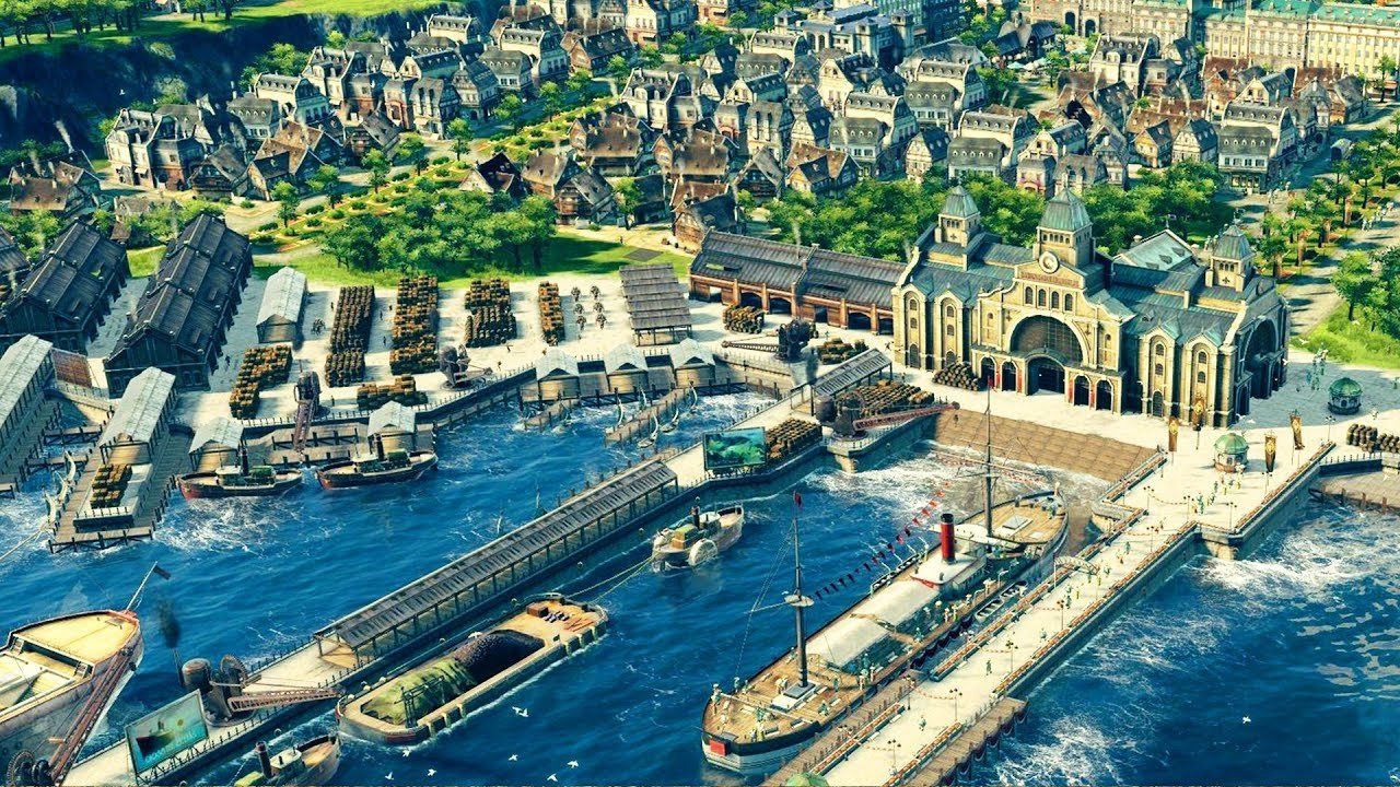 Anno 1800 game freezes and stuttering - Fix - 知乎