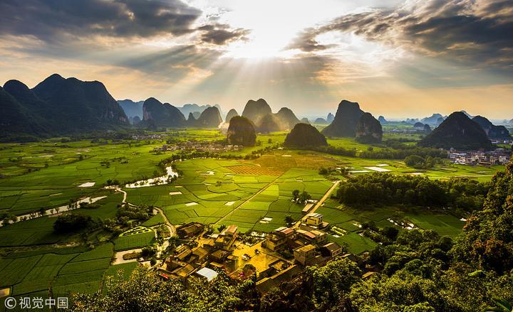 悠然田园生活_中国从没有田园牧歌,只有农村。-知乎