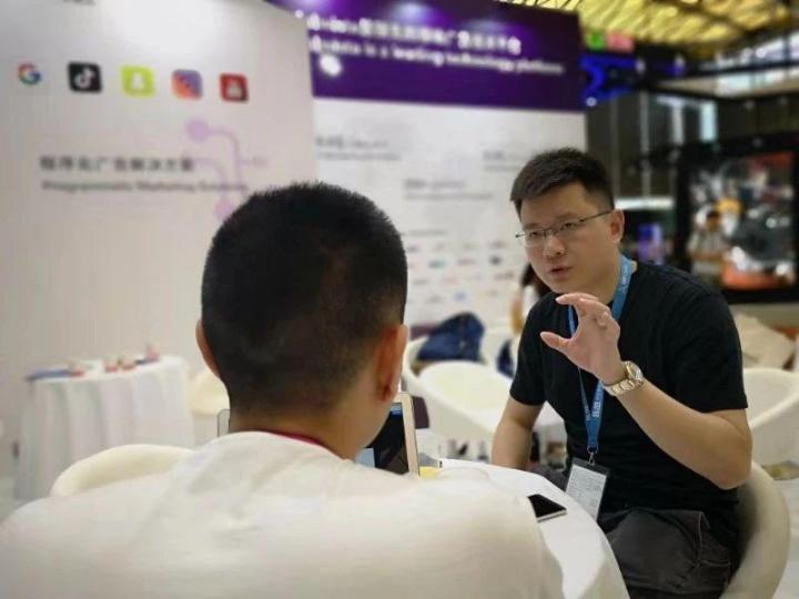 汇量科技陈巧峰:游戏厂商出海需要找准自己的定位