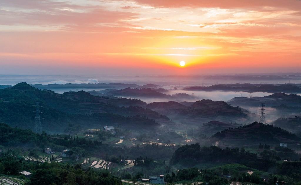 """这个被称为""""西南半壁古戎州""""的美..."""