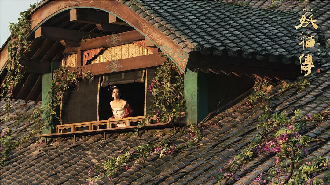 有没有牛逼点的名字_从古建筑的角度来说,陈凯歌《妖猫传》在襄阳建的唐城怎么样 ...