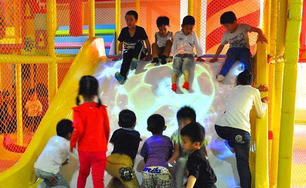 嘉峪关儿童乐园的市场怎么样? 加盟资讯 游乐设备第5张
