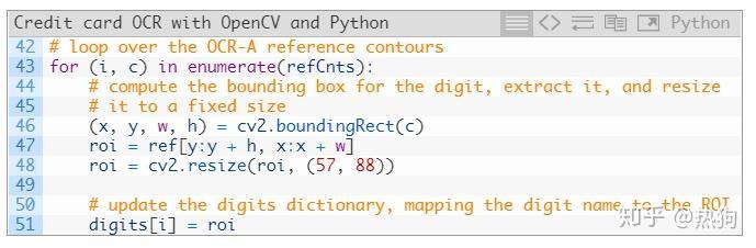银行卡号识别基于OpenCV 光学字符识别(OCR) - 知乎