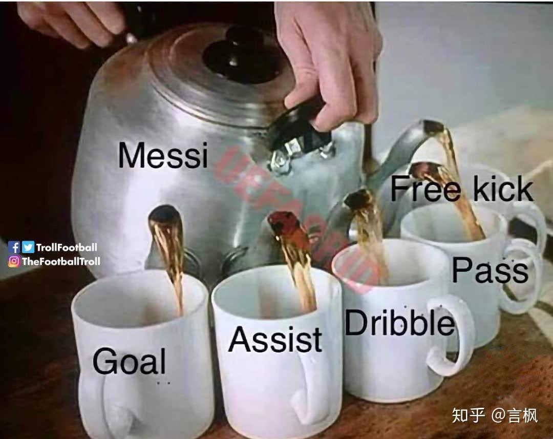 18-19 赛季欧冠 1\/8 决赛次回合梅西两传两射巴