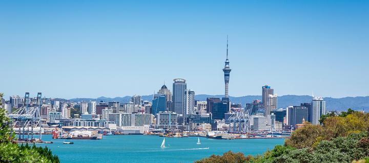 漫步奥克兰,用行走感受这座城市的全部精髓 | 新西兰的一天
