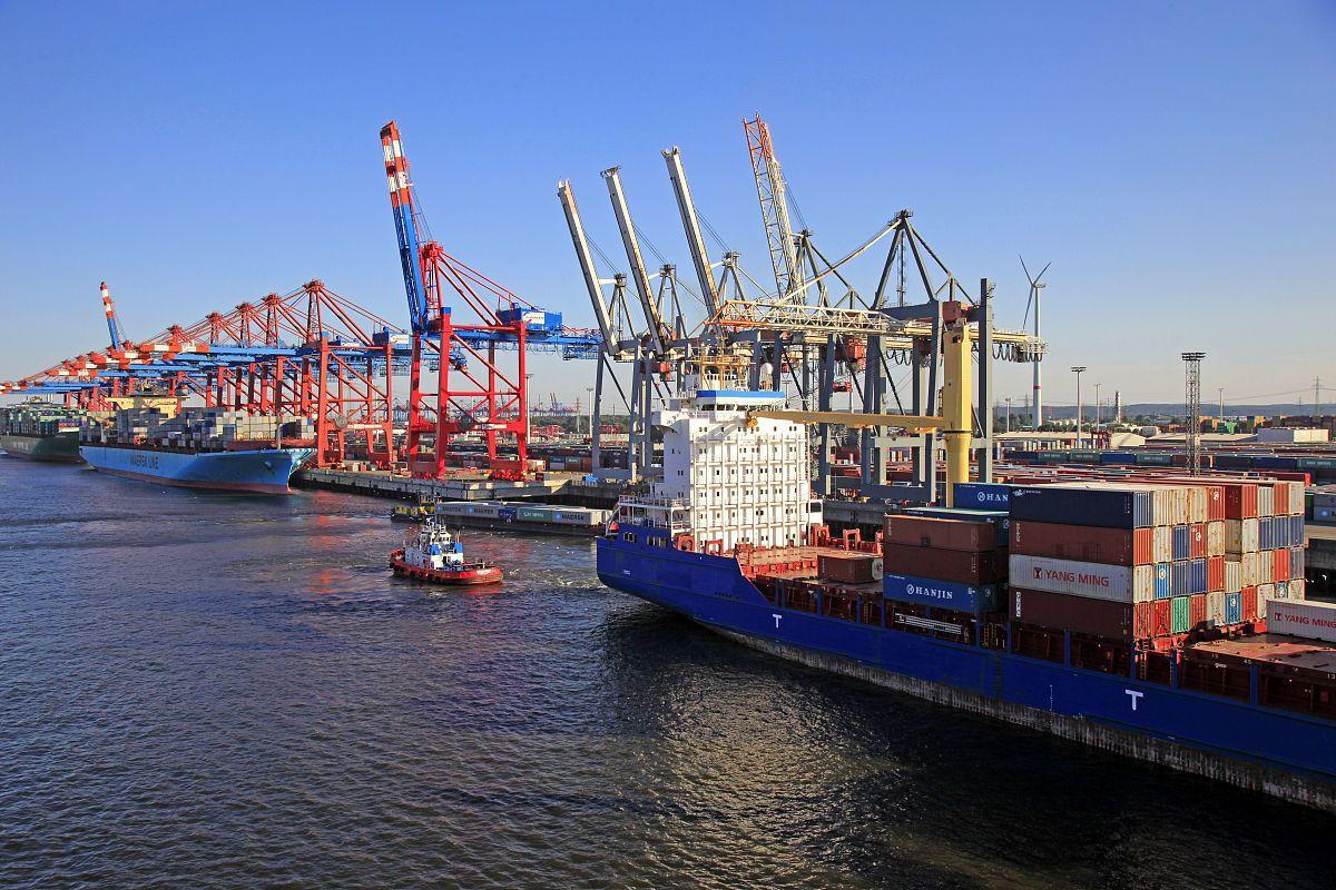 简单梳理洋山港自动化码头