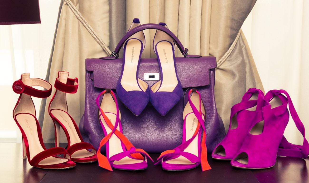 красивые картинки обуви и сумок есть