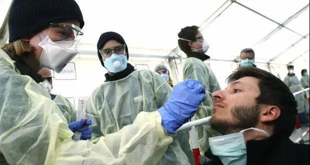 我没症状,怎么在英国做核酸检测