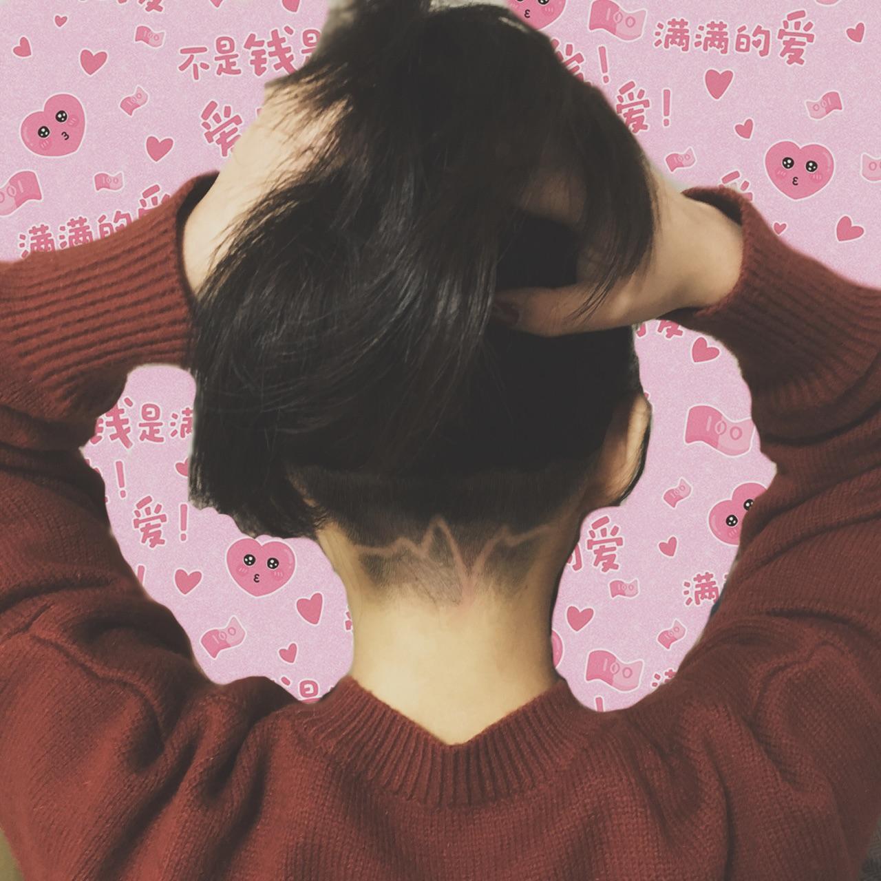 如何留长头发_女生如何优雅的将短发留长? - 知乎