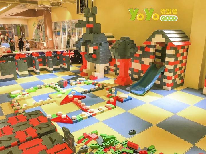 经营儿童乐园应该如何选择游乐设备? 加盟资讯 游乐设备第5张