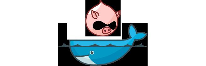 猪跑上码头