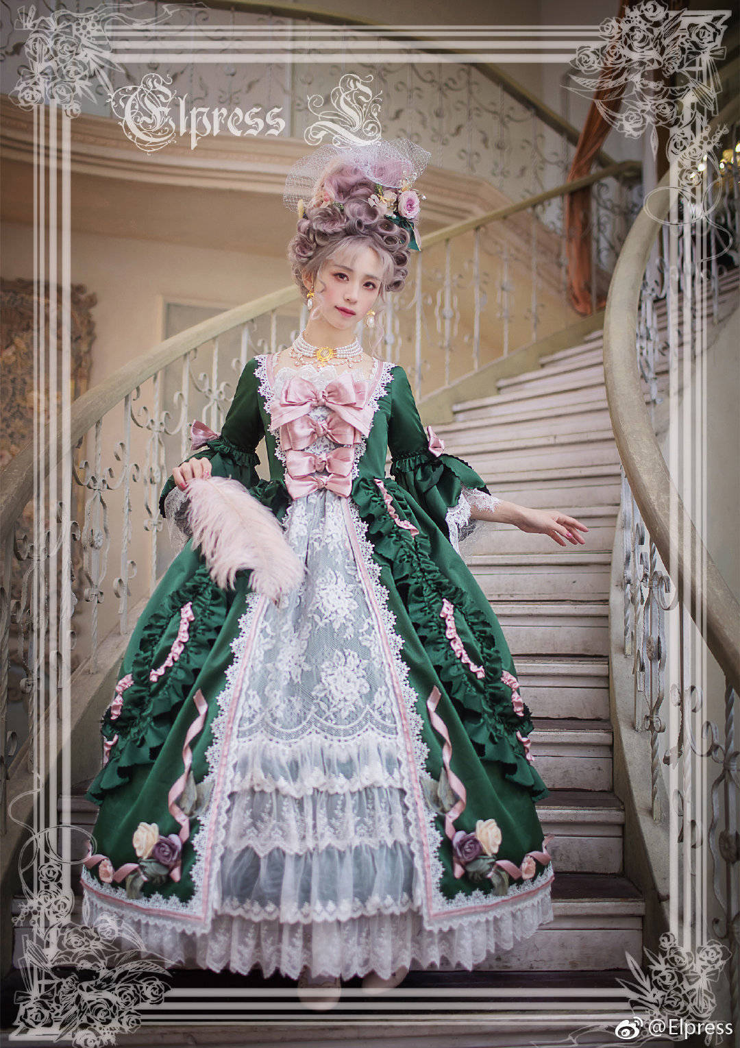 elpress家_有哪些好看的洛丽塔Lolita小裙子? - 知乎
