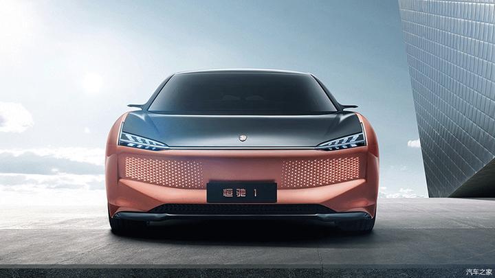 有钱就是任性恒大同时发布六款新能源汽车