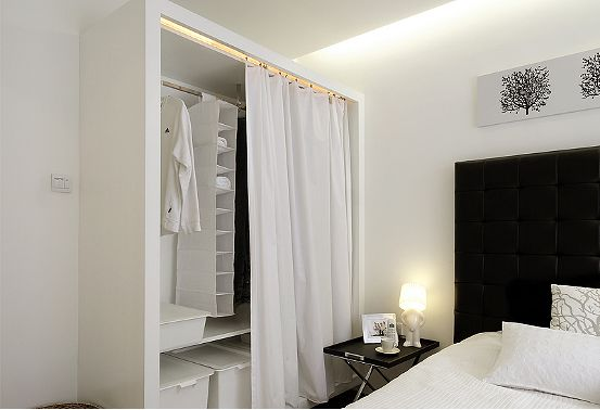Vs Full Bathroom En Suite Bathroom: 超实用衣柜设计,可惜了我家的衣柜!