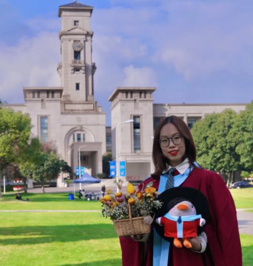 宁波诺丁汉大学李月一期一会的那段华年,是我未来的源动力!