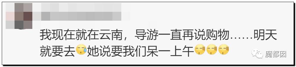 """震怒全网!云南导游骂游客""""你孩子没死就得购物""""引发爆议!20"""