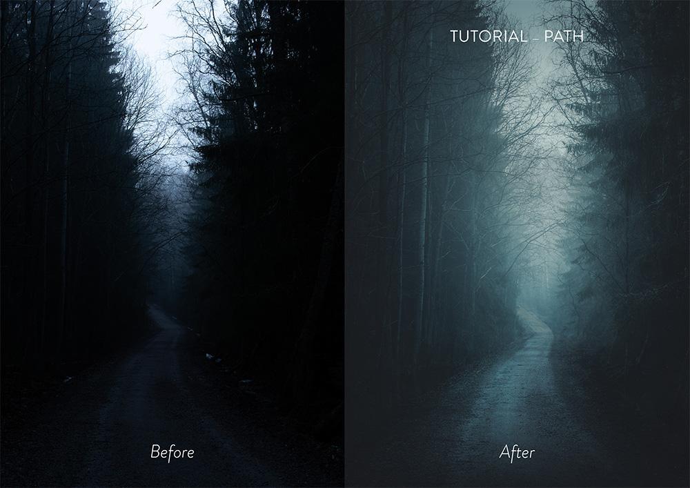 【S531】云雾气候雾霾天气摄影灵感和后期-米可拉格斯泰特Mikko Lagerstedt 预设