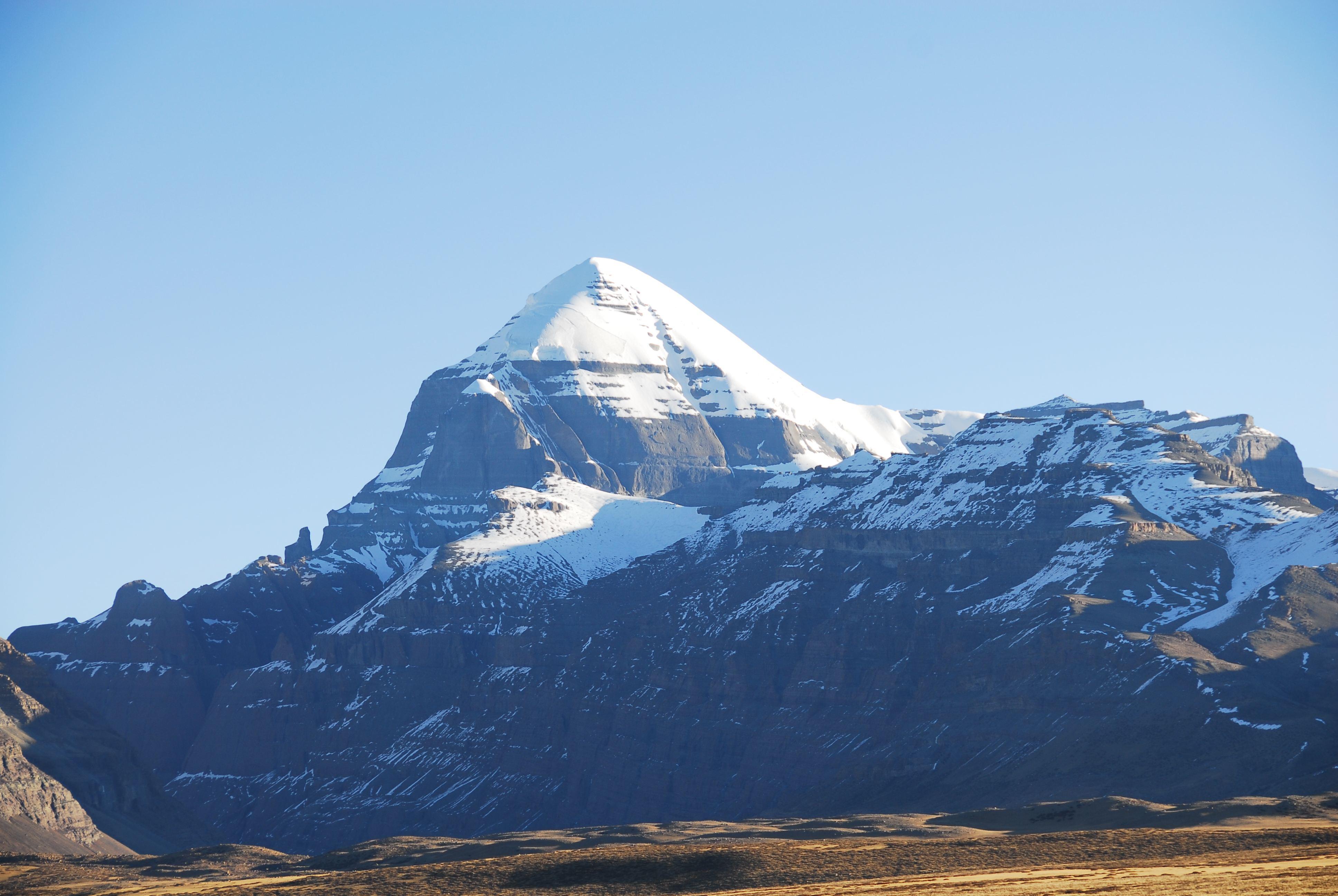 解读藏区各神山