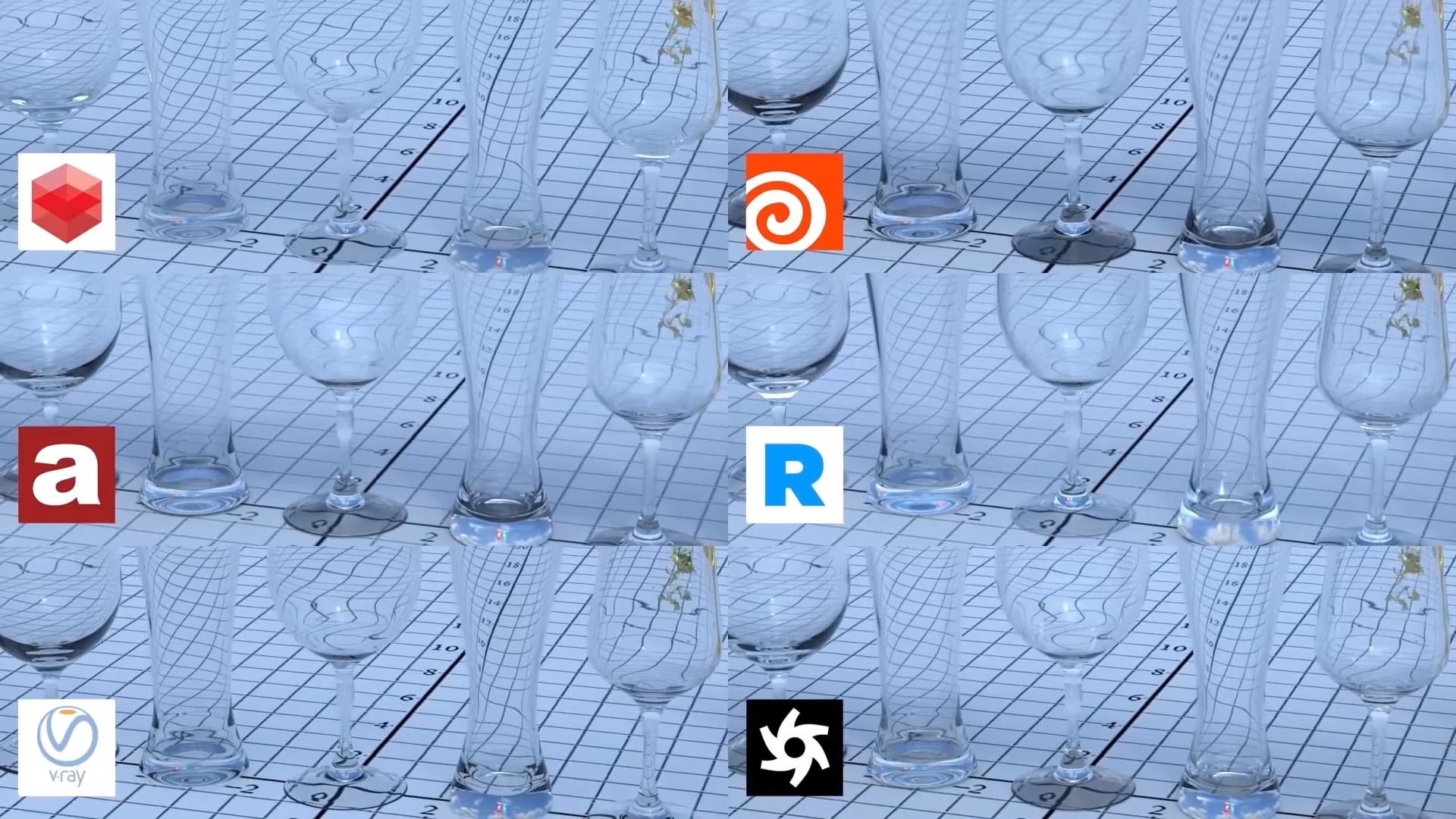渲染效果与速度横评RS/Arnold/VRay/Houdini/RenderMan/OCtane - 知乎