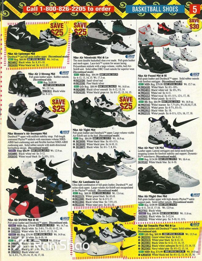best website ee557 1f7d2 这种做法虽然不尽完美,有些鞋款如1993年的Air Check和1995年的Air Baja  341早已被遗忘。然而,绝大多数情况下耐克缩小Swoosh的做法可谓天才之举——品牌价值和设计美学 ...
