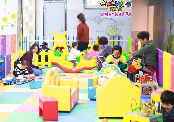 长治儿童乐园如何经营? 加盟资讯 游乐设备第1张