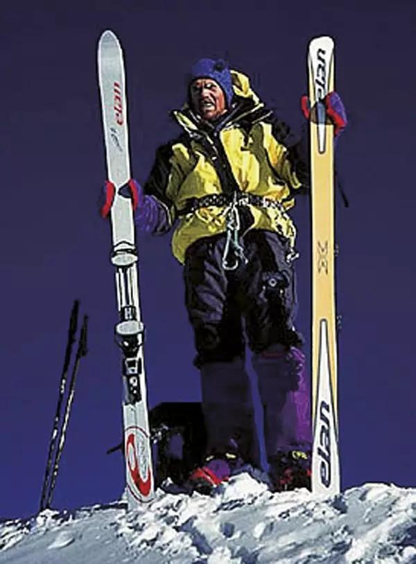 喜马拉雅最伟大的一次远征丨珠峰攀登史
