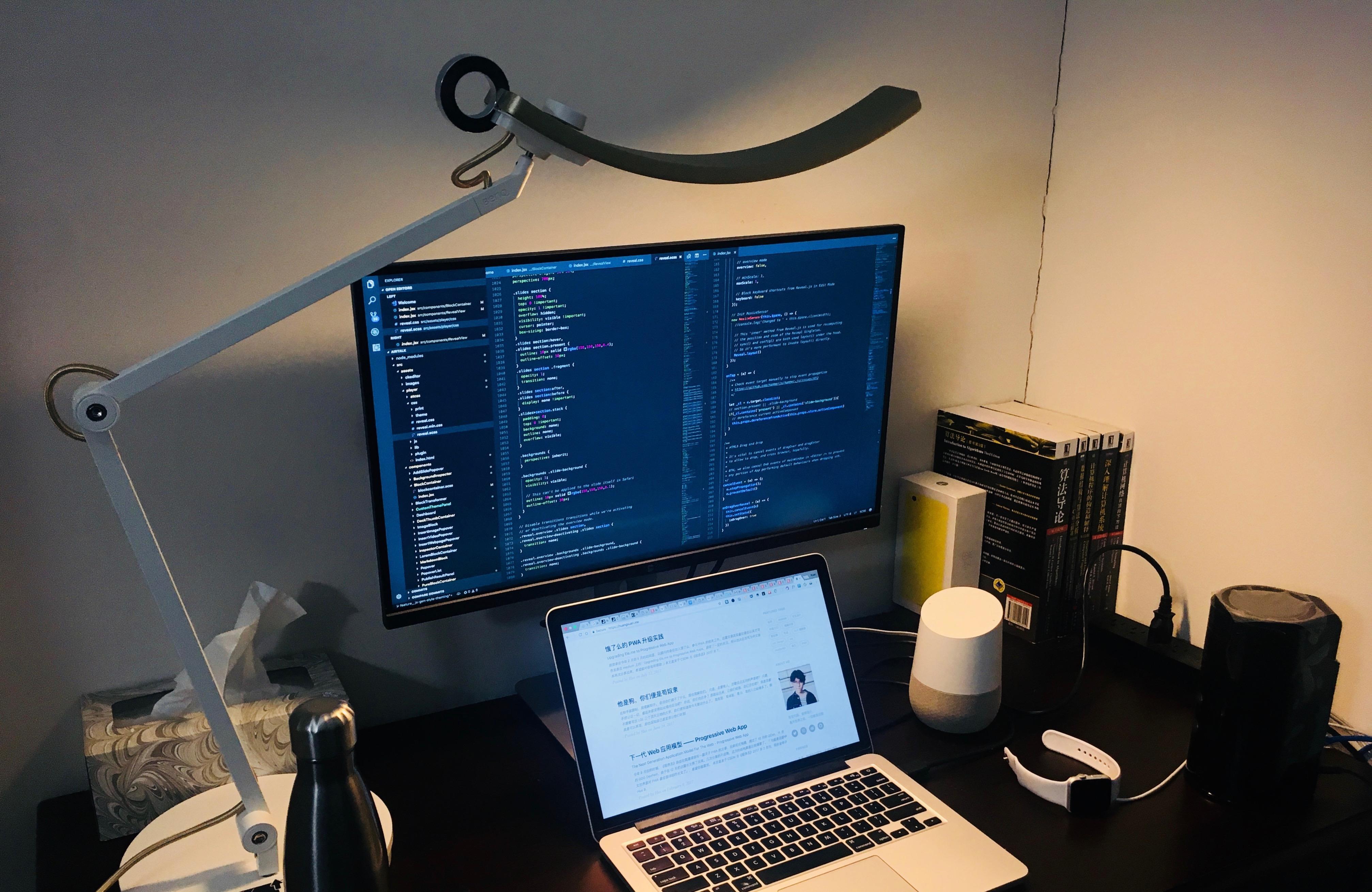 程序员_聊聊程序员应该追求的灯光环境 - 知乎