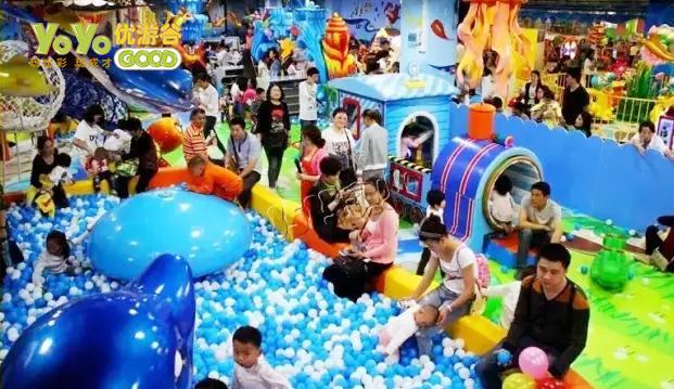 经营儿童乐园应该了解哪些潜在风险? 加盟资讯 游乐设备第1张