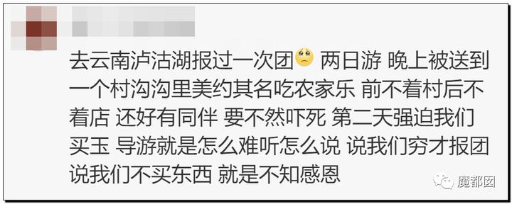 """震怒全网!云南导游骂游客""""你孩子没死就得购物""""引发爆议!31"""