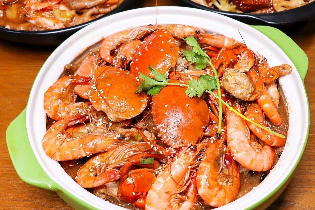你能喝蜂蜜吗?螃蟹和虾和蜂蜜?