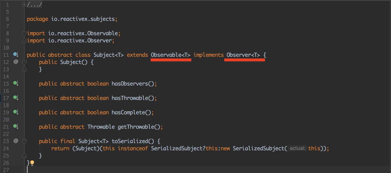 [译] Subject 和 Observable + Observer 的混淆指北[ Android RxJava2 ] ( 这什么鬼系列 ) 第八话