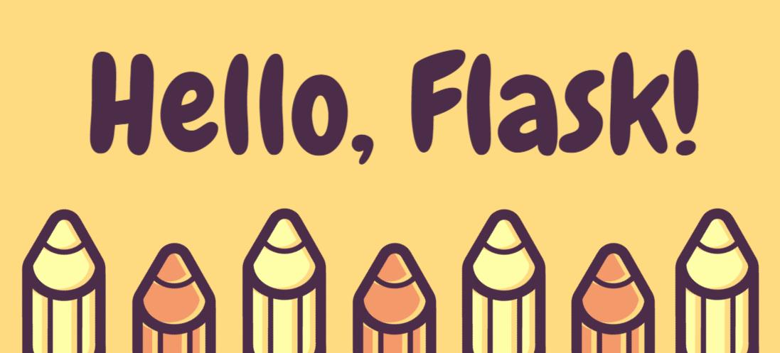Hello, Flask!