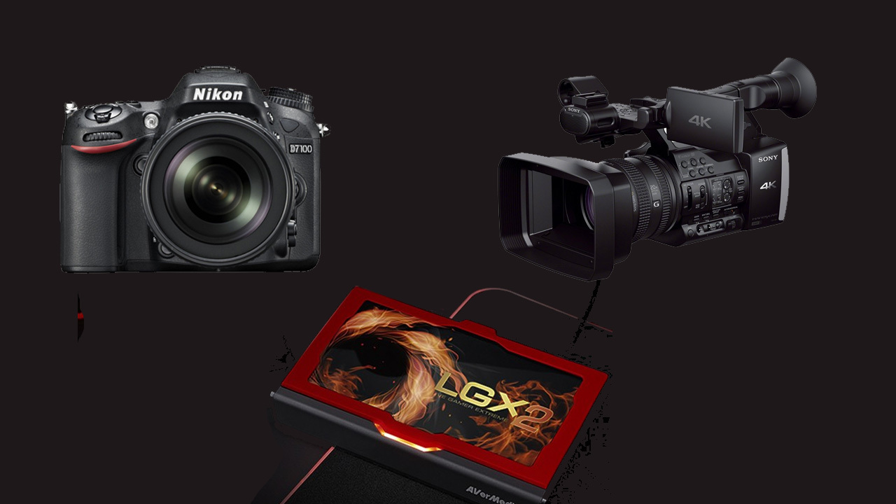 CourseMaker微课制作教程53:数码摄像机、单反相机如何接入CourseMaker使用?