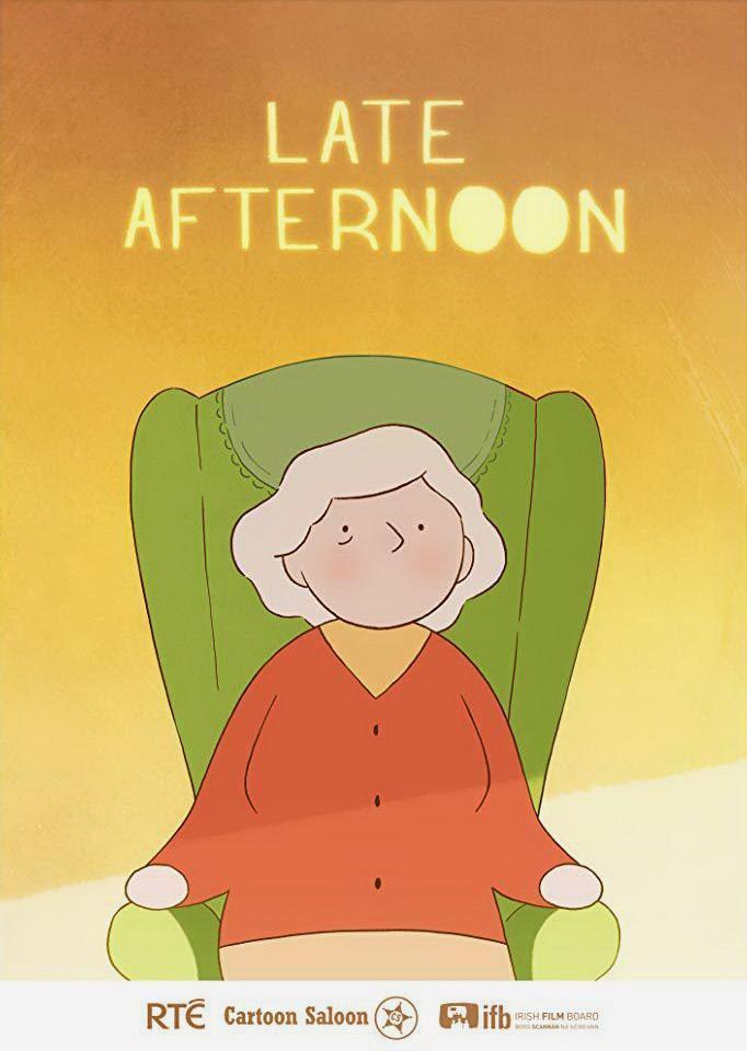 解析《午后时光》:老奶奶为啥没脖子?