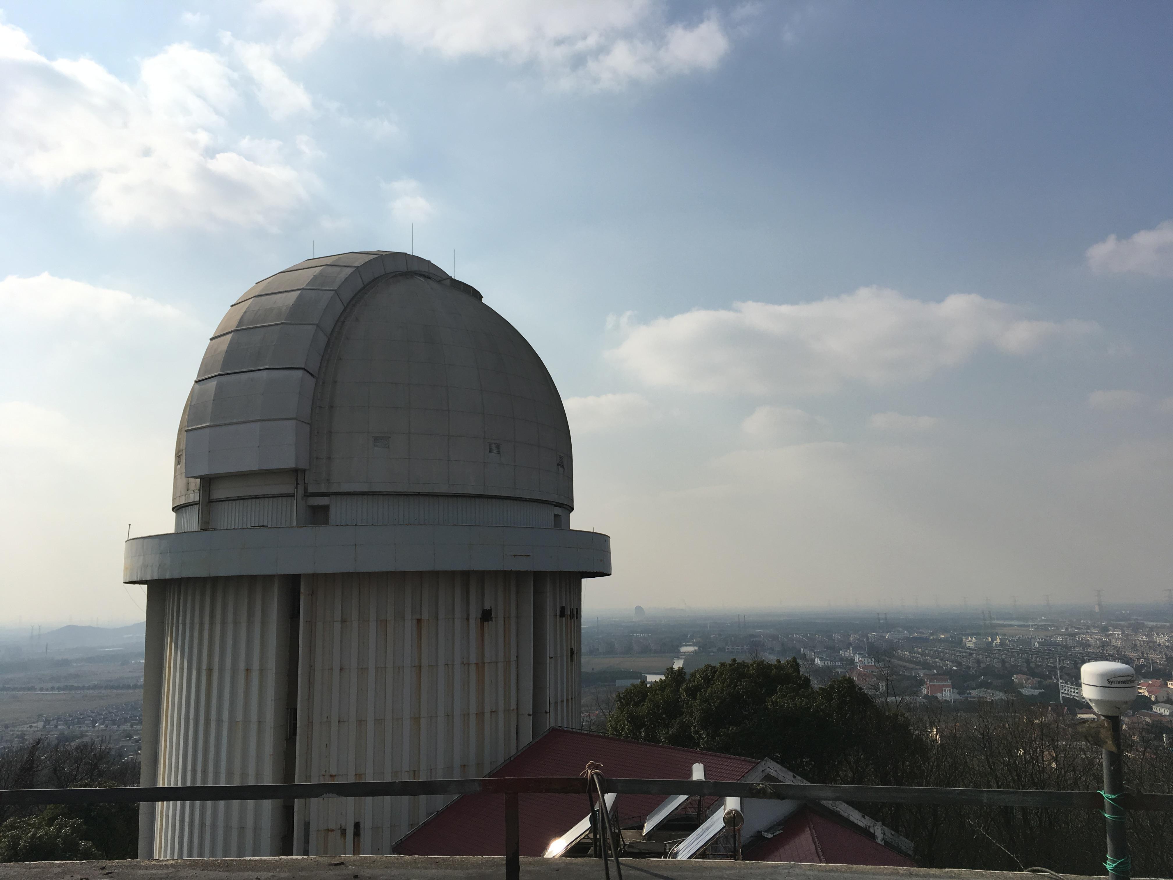 上海空气质量_如何评价上海天文台? - 知乎