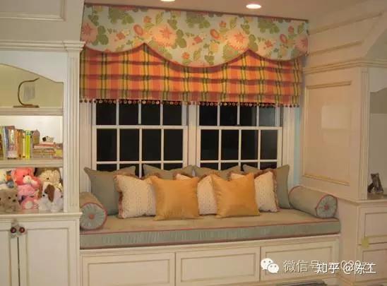 飘窗窗帘款式图_飘窗窗帘要会搭配,不要让一片布毁了一个家 - 知乎