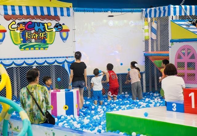 天水儿童乐园滑梯厂家 加盟资讯 游乐设备第2张