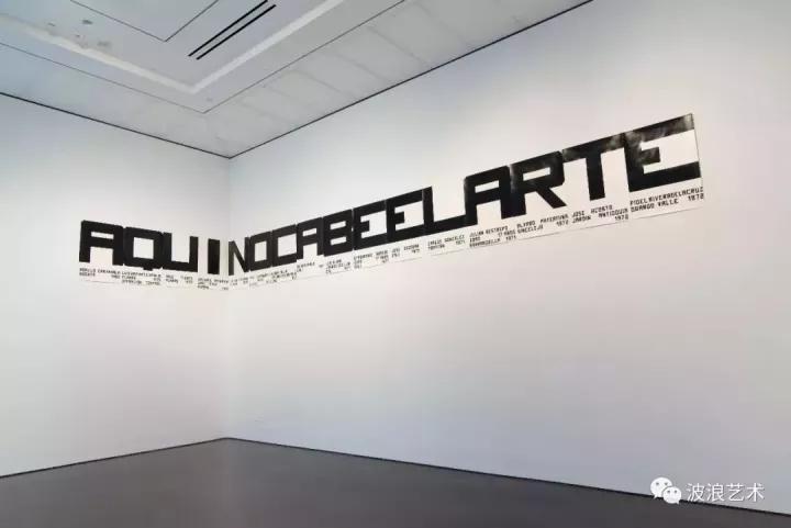 1917-2014年 观念艺术的发展