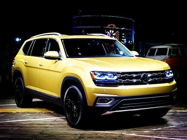 上汽大众7座SUV正式亮相,如此价位登陆能否动摇中大型SUV市场?