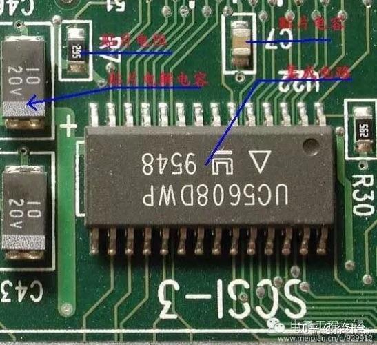 电子元器件识别图解
