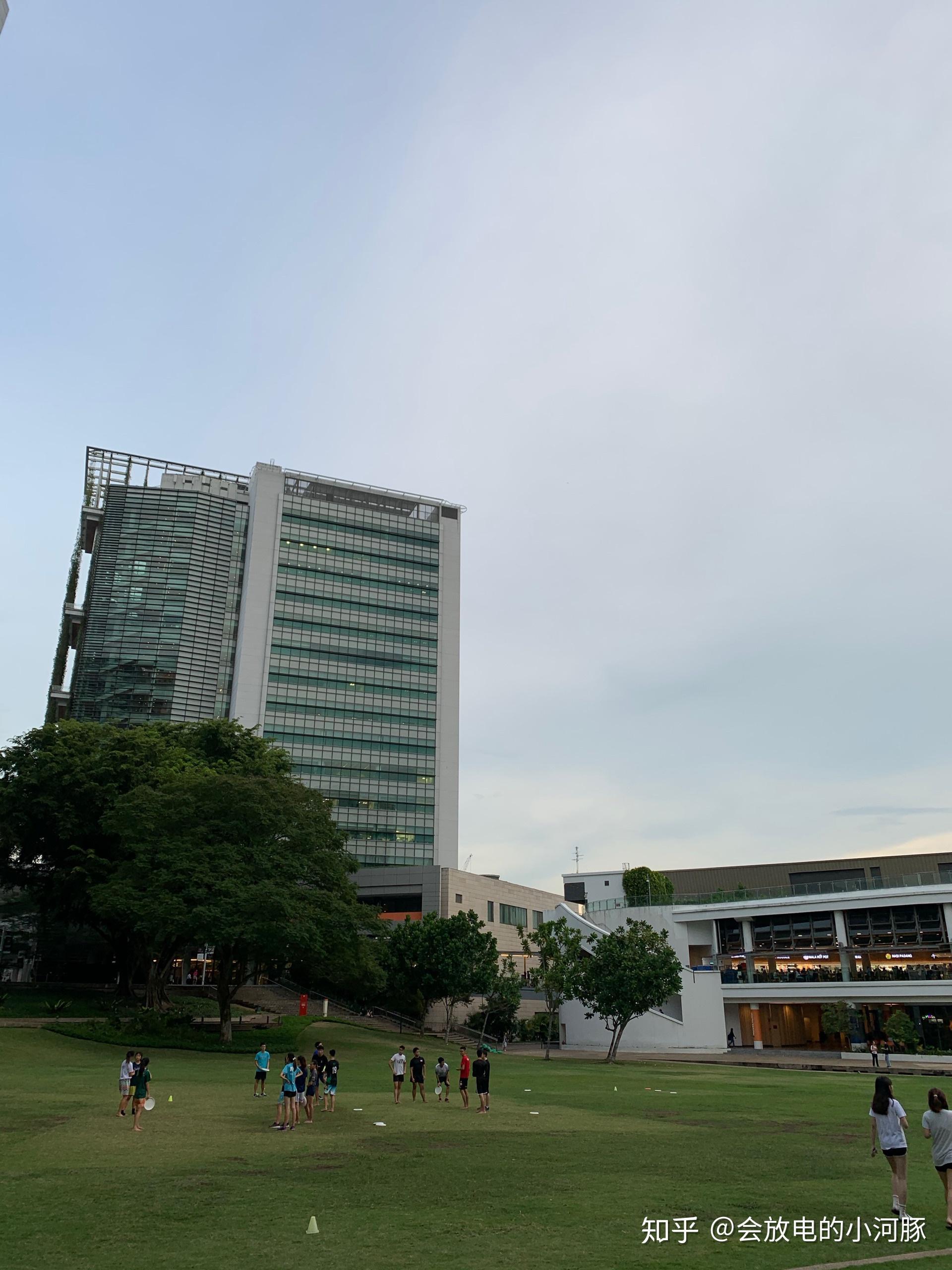 雨后的场景_在新加坡国立大学(NUS)就读是一种怎样的体验? - 知乎