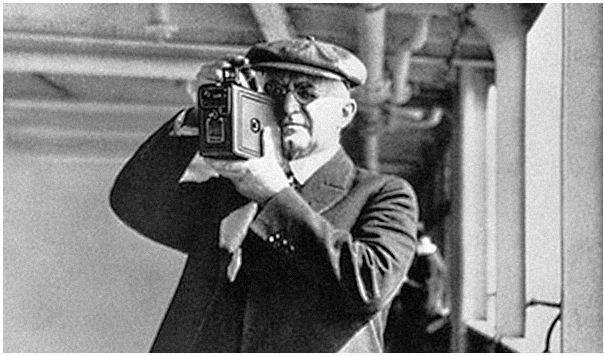 裸照,自拍,这些印象派画家都是100年前的EDC