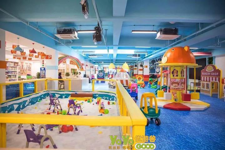 开室内儿童乐园有哪些费用构成? 加盟资讯 游乐设备第5张