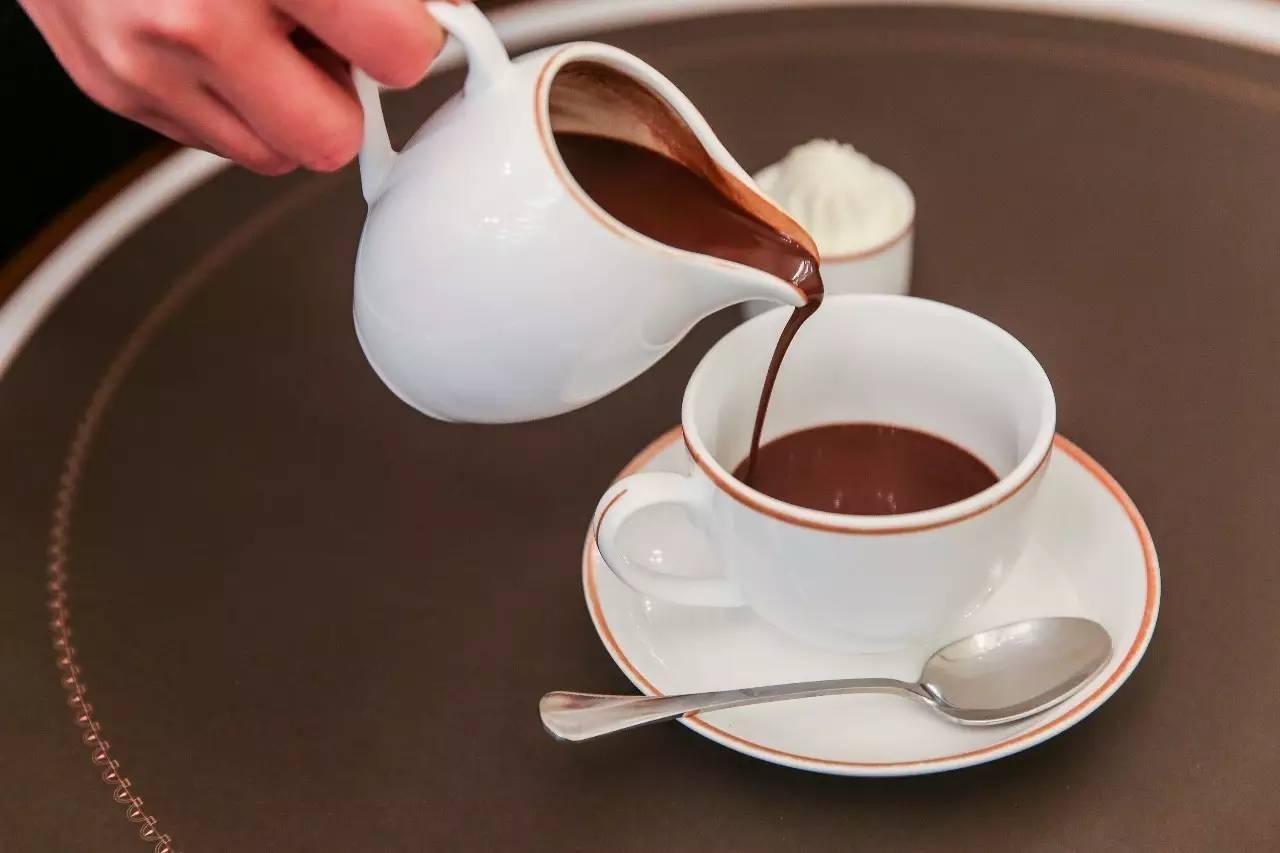 寻找热巧克力界的真爱(这是一篇有温度的测评)巧克力
