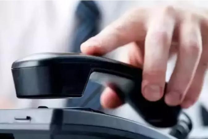 你们接到签证中心的背调电话吗?接电话的时候慌不?