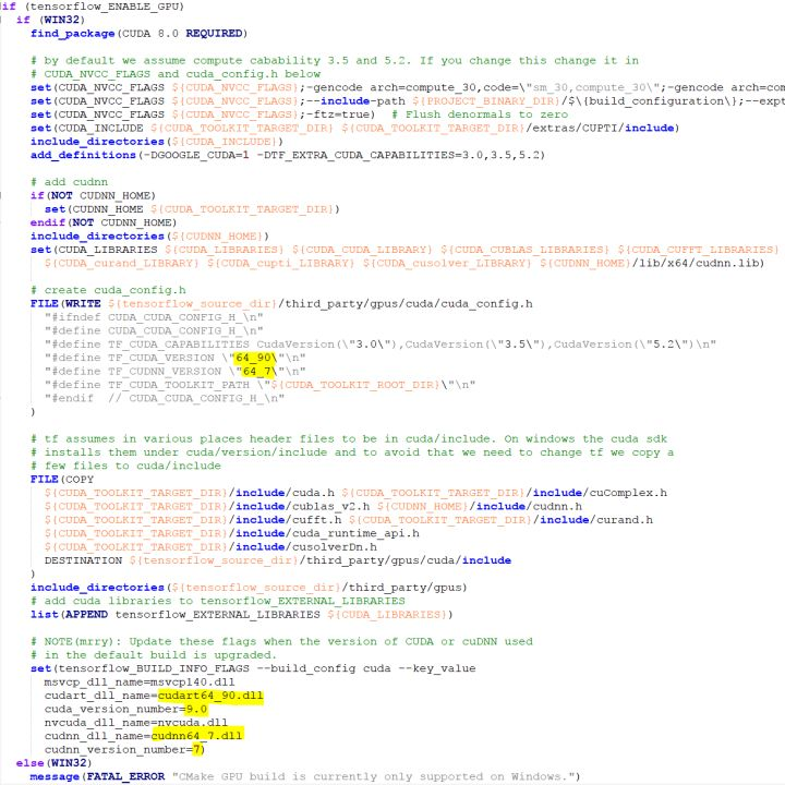 Cudnn Error Codes